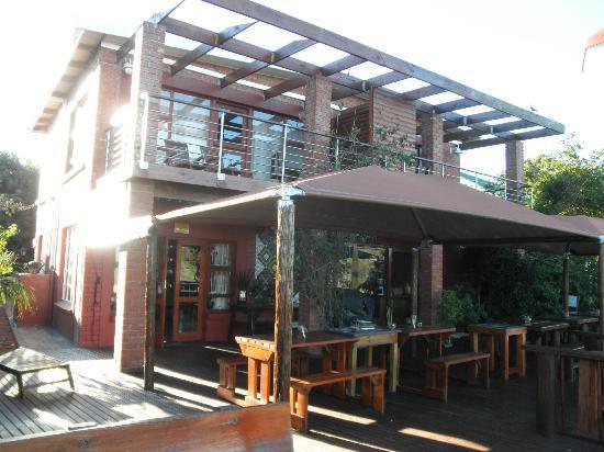 Dungbeetle River Lodge : Backside