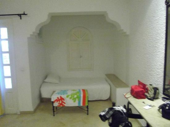 Alassio Hotel and Thalasso: chambre
