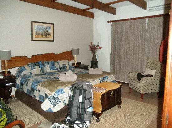 Dungbeetle River Lodge: Elephant Suite