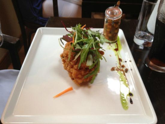 The Fatted Calf: Buttermilk Chicken Main