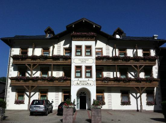 Hotel Gruenberger: More Inn than Hotel