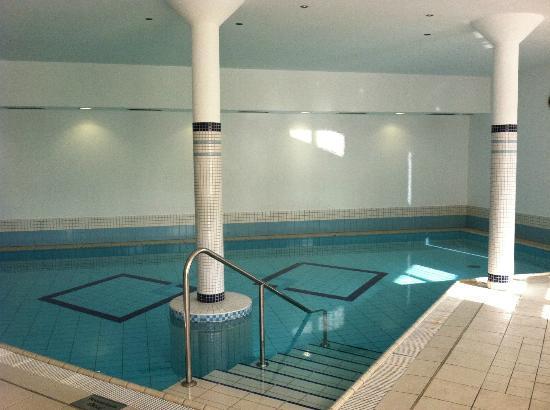 Hotel Gruenberger : Very nice pool