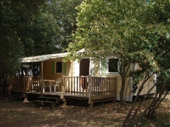 Parc Saint James Oasis Village : mobilhome