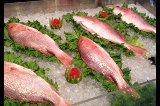 Sea Ranch Restaurant-Bar: Best Red Snapper we've had in a long time!