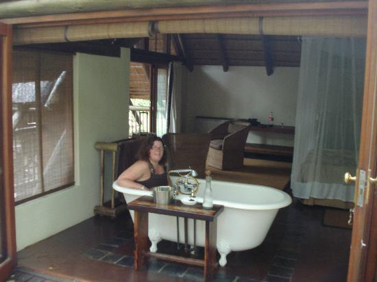 Hluhluwe River Lodge: Honeymoon Suite