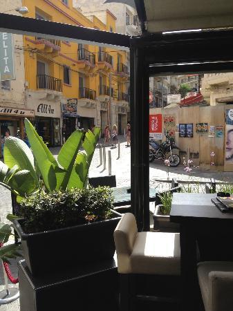 BarCelona Lounge: Street view