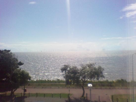 Esplanade Hotel: excellent sea views