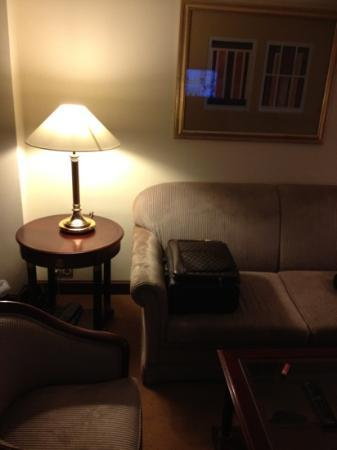 Madinah Movenpick Hotel: Living room