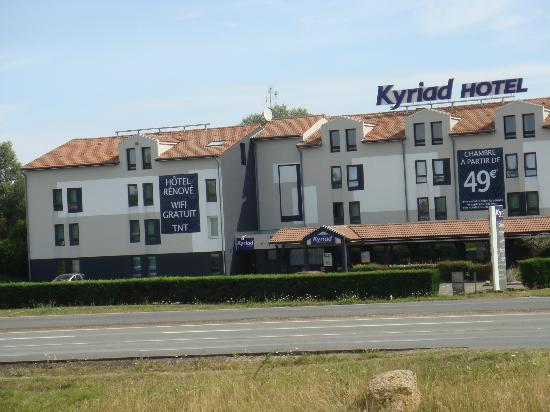Kyriad Poitiers Sud: HOTEL