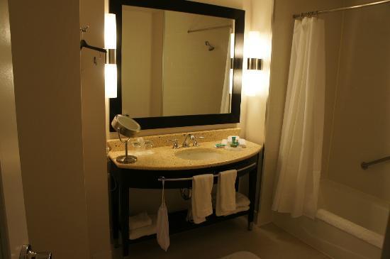 W นิวยอร์ก ยูเนี่ยน สแควร์: Bathroom