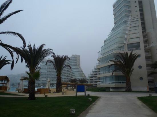 San Alfonso del Mar: More apartments