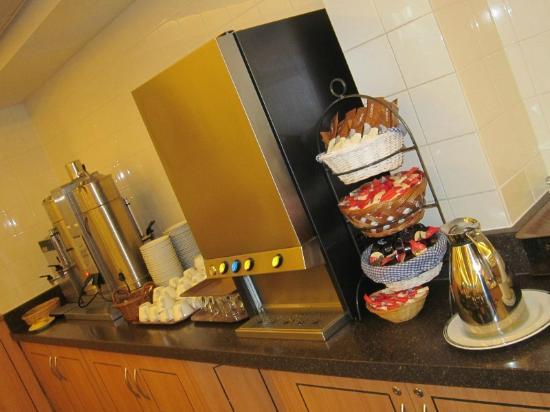 Avenue Hotel: Frühstücksbuffet 4