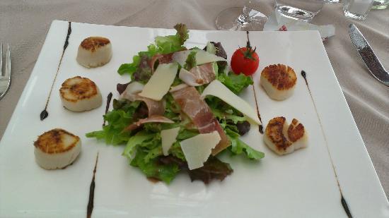 Restaurant Bout Du Quai Cancale Carte