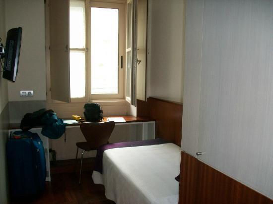 Hotel Santa Clara: Habitación