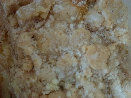 Top of Coffee Cake from The Scone Pony