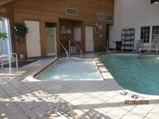Baileys Harbor Yacht Club Resort: Indoor Spa