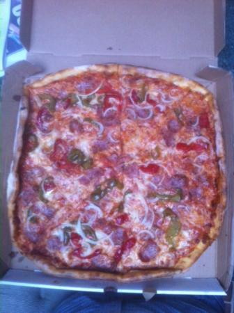 Joe's Fleetwood Pizzeria