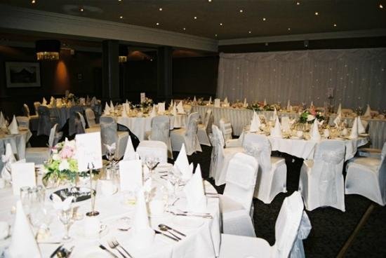 BEST WESTERN Glasgow Stepps Garfield House Hotel: Function Room