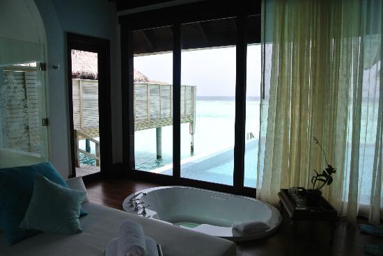 Anantara Kihavah Maldives Villas : Chamber
