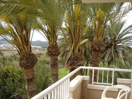 Hotel Lux Isla : Terraza de la habitación