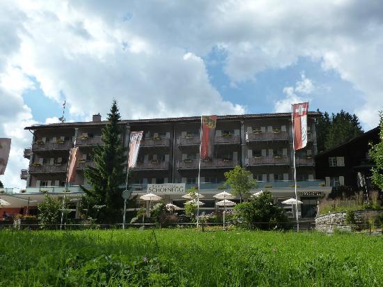 بارك هوتل شونيخ: The hotel