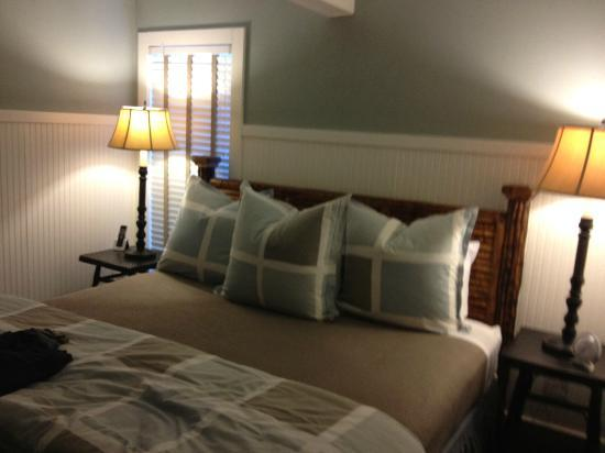 Gearhart Ocean Inn: Master bedroom