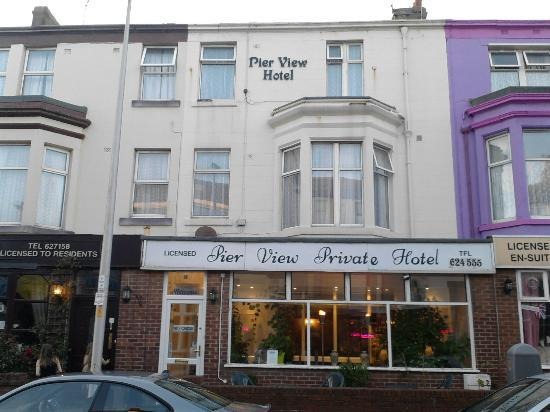 Great Family Friendly Place To Stay Review Of Pier View Hotel Blackpool England Tripadvisor