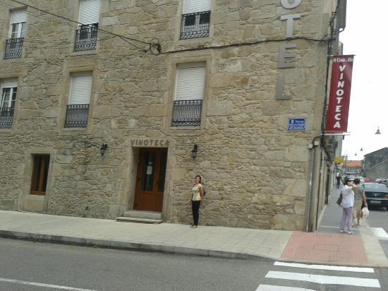 Puentecesures, Spain: Hotel2
