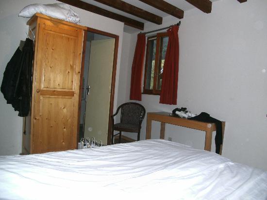 Hotel Chalet du Crey : chambre