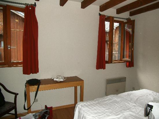 Hotel Chalet du Crey: chambre