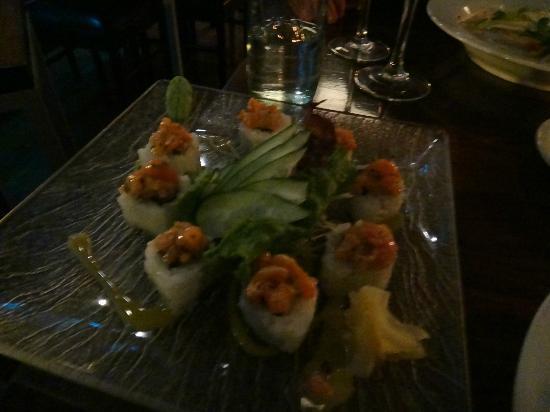 Gran Bar Danzon: Sushi
