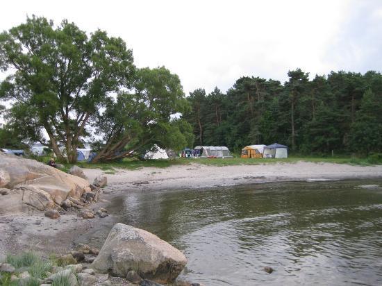 Storesand Camping og Strandcafe