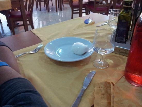 Siesta Camping Villaggio Hotel: non sara' troppo come seconda portata ?