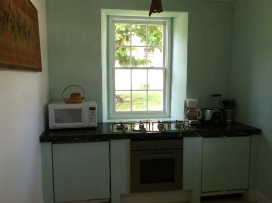 Squires Estate: Toads Hall kitchen