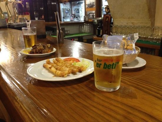 Bar El Beti: er beti