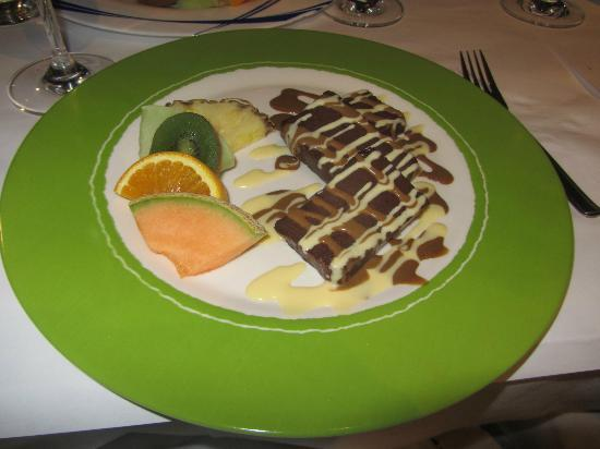 Bistro L'entrepont: Dessert