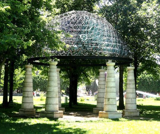 Walker Art Center Sculpture Garden Picture Of Minneapolis Sculpture Garden Minneapolis