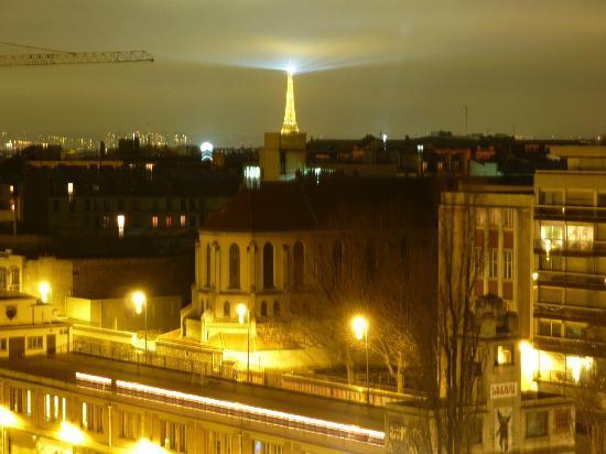 Hotel De La Comete : Vista desde el último piso