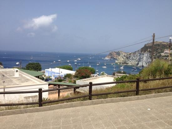 Hotel Villaggio dei Pescatori: visuale dalla stanza