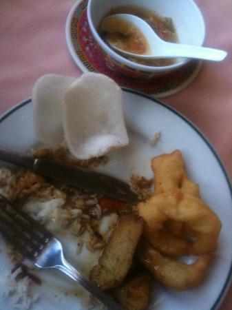 The Slowboat : My food