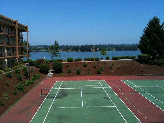 Red Lion Hotel on the River: Stunning view of The Columbia River