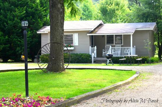 Cozy Creek Cottages Campground Reviews Maggie Valley Nc