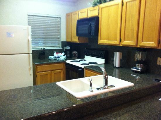 Wyndham Flagstaff Resort: Unit A Kitchen