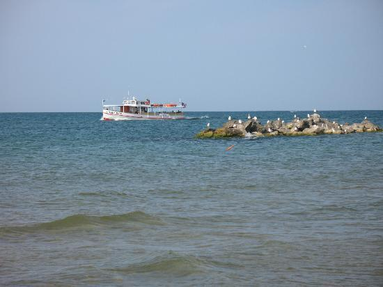 """Presque Isle State Park: """"Lady Kate"""" Boat Tour"""