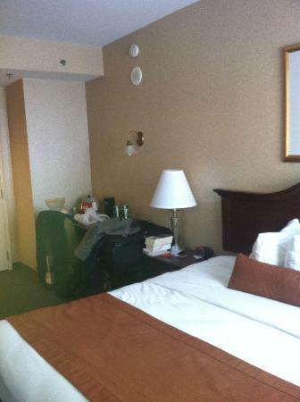 Best Western Plus St. Christopher Hotel: Nice room