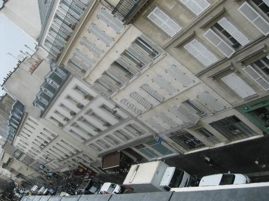 Le Faubourg Hotel: Alrededores del hotel