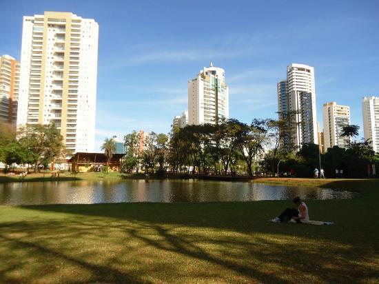 Goiania, GO: Parque Flamboyant - Goiânia