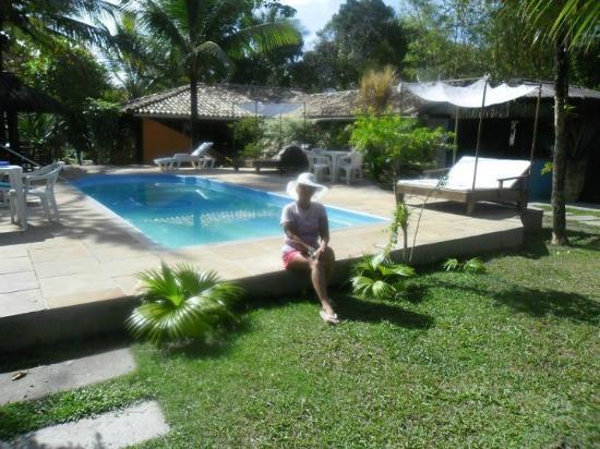 Pousada Agua Marinha: piscina