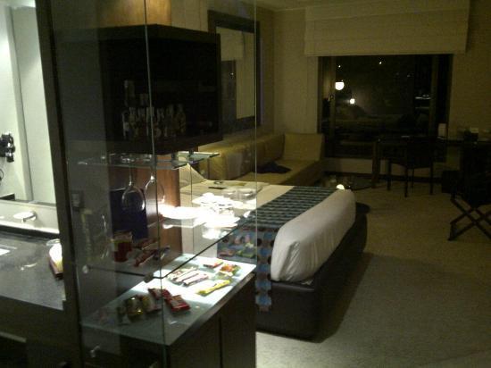 NH Collection Bogota Hacienda Royal: The room upon check-in