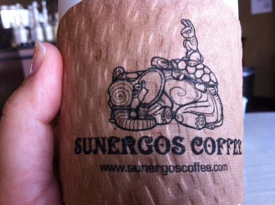 Sunergos Coffee & Roastery: Sunergos Coffee